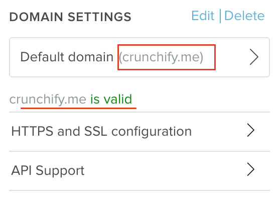 Bitly Setting is Valid - Setup Shortlink for WordPress