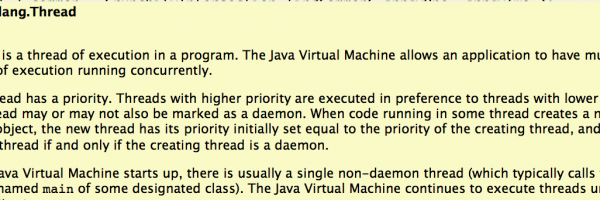 Java: Thread State Introduction with Example