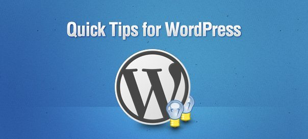 WordPress CSS tips