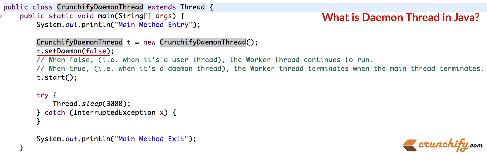 what-is-daemon-thread-in-java