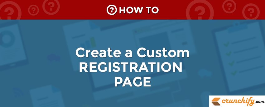 wordpress-custom-registration-page-message
