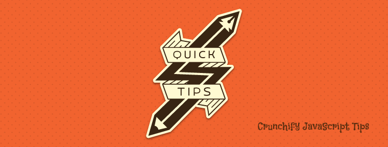 Crunchify JavaScript Tips