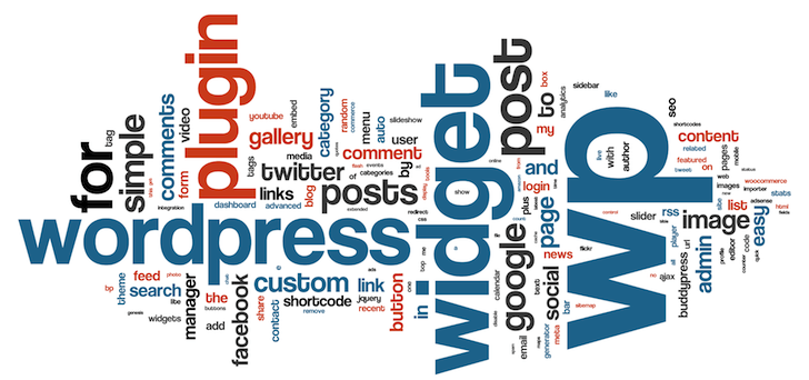 WordPress Crunchify Tag Cloud