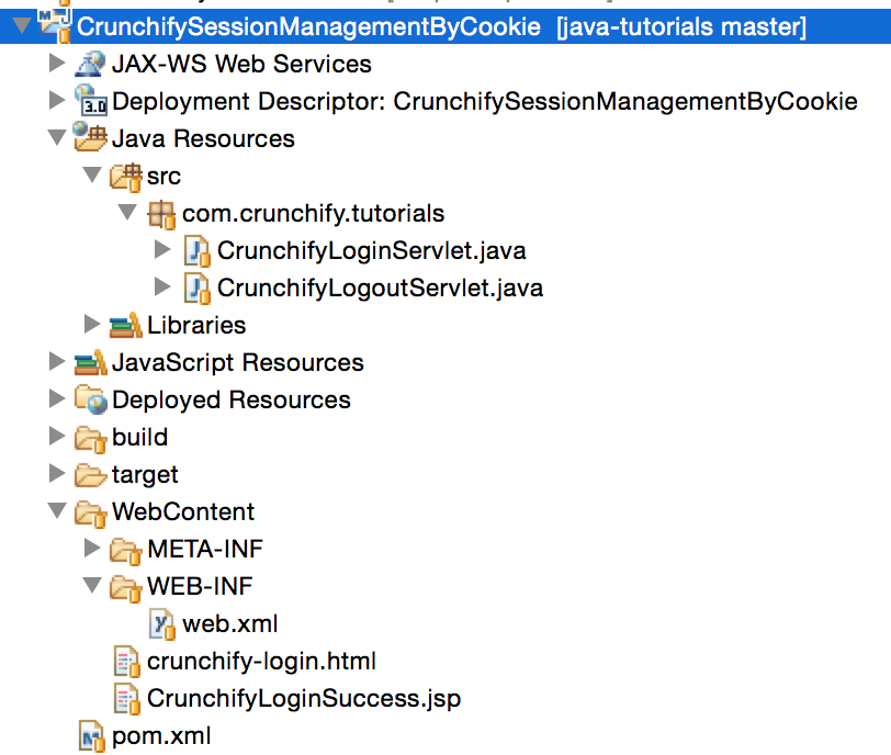 Java Cookies: How to do Java Servlet Session Management