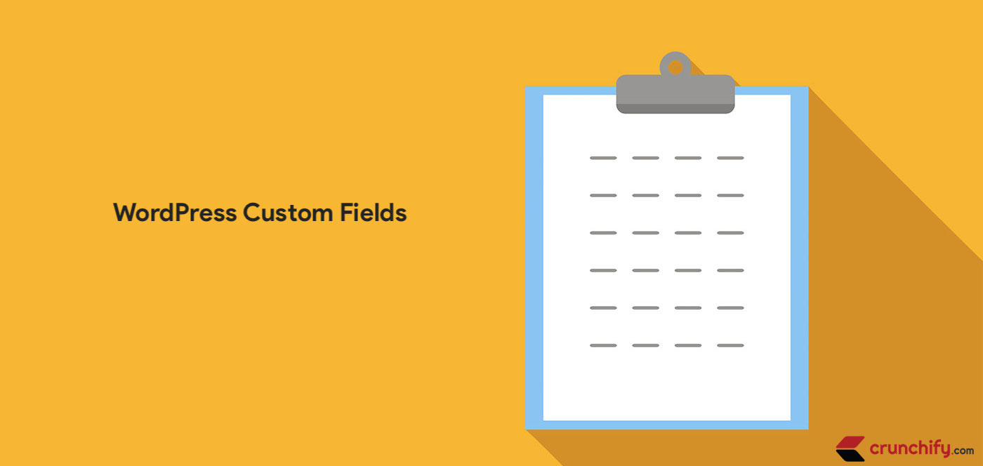 WordPress Custom Fields