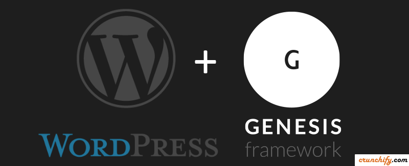 WordPress and Genesis Framework Goes nice together