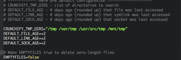 How to Automatically Delete /tmp folders in Linux? Automatic Disk Log Cleanup Bash Script