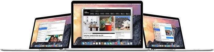 Mac OS X Yosemite - Download now