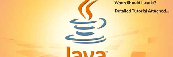 What is an Abstract Class and Abstract Method in Java? When Should I use it? Tutorial Attached