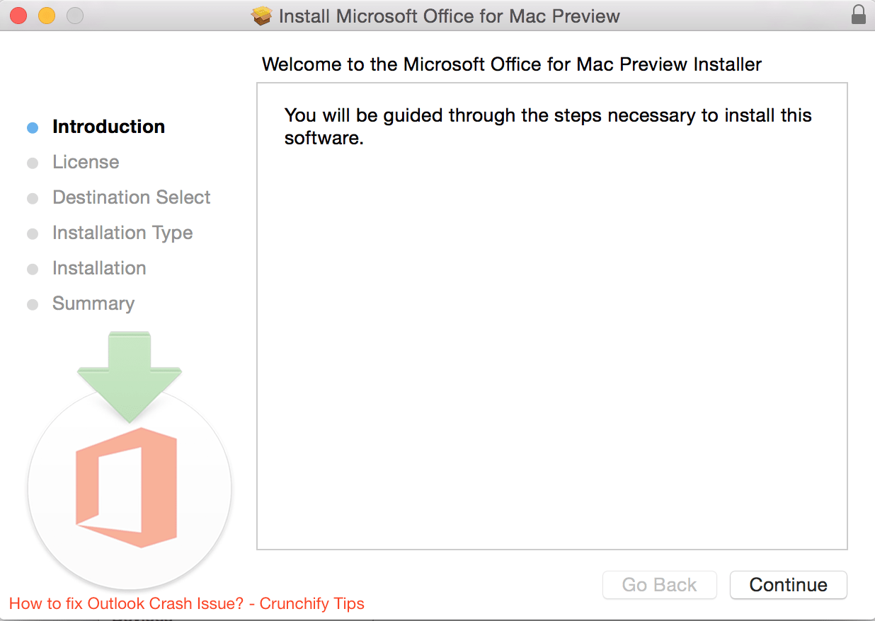 Microsoft Office for Mac Preview
