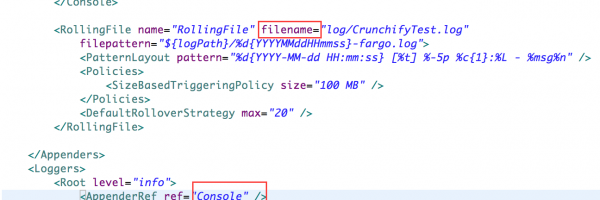 ERROR StatusLogger No log4j2 configuration file found. Using default configuration: logging only errors to the console