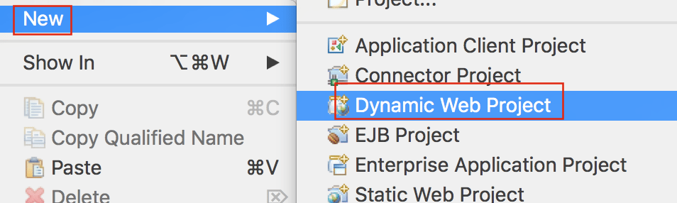 Create Dynamic Web Project - Eclipse - Crunchify Tips