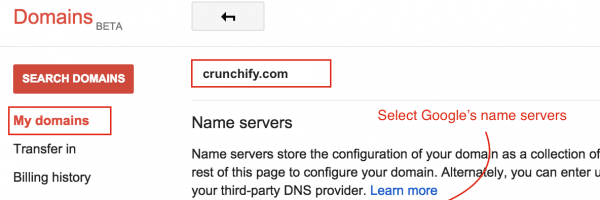 How to Setup Google Apps MX Record Values in cPanel for your Domain