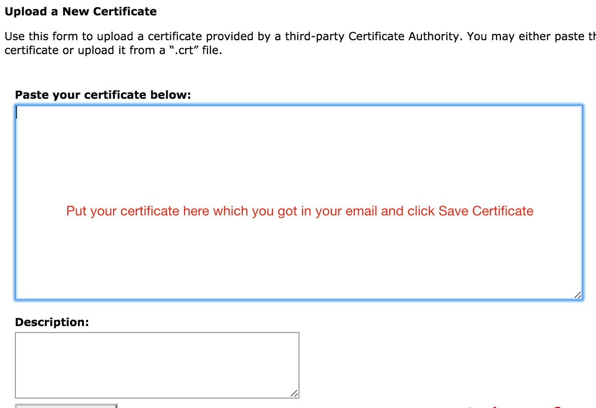 Upload-New-Certificate-Crunchify-Tips
