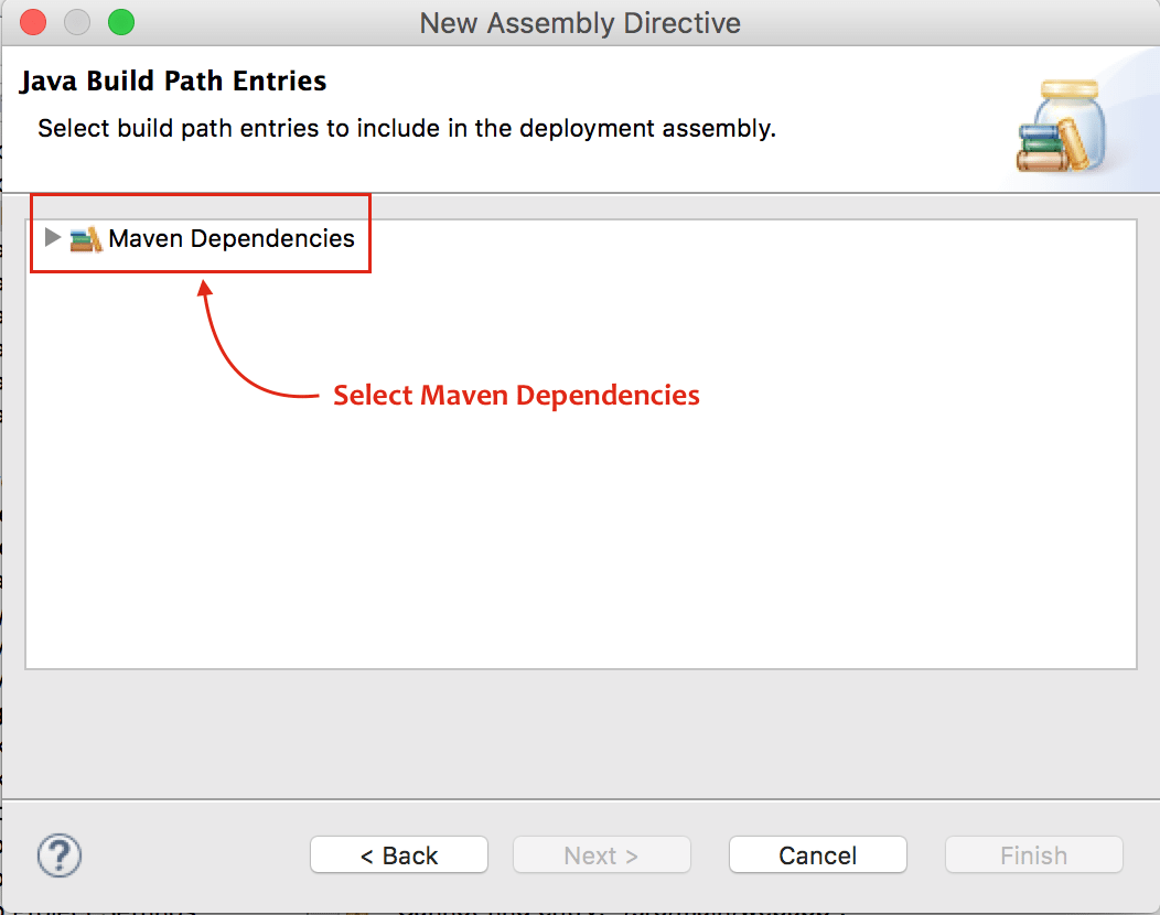 Select Maven Dependencies - Crunchify