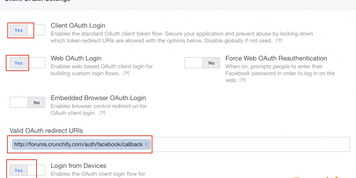 How to add Sign Up with Facebook (OAuth) Option to Discourse.org Forum – Detailed Verified Steps
