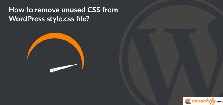 How to Analyze and Remove unused CSS from WordPress style.css file Using Chrome Audit Utility?