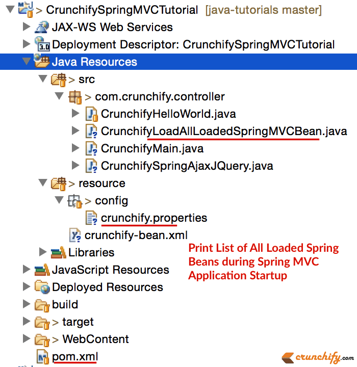 print-list-of-all-loaded-spring-beans-during-your-spring-mvc-application-startup