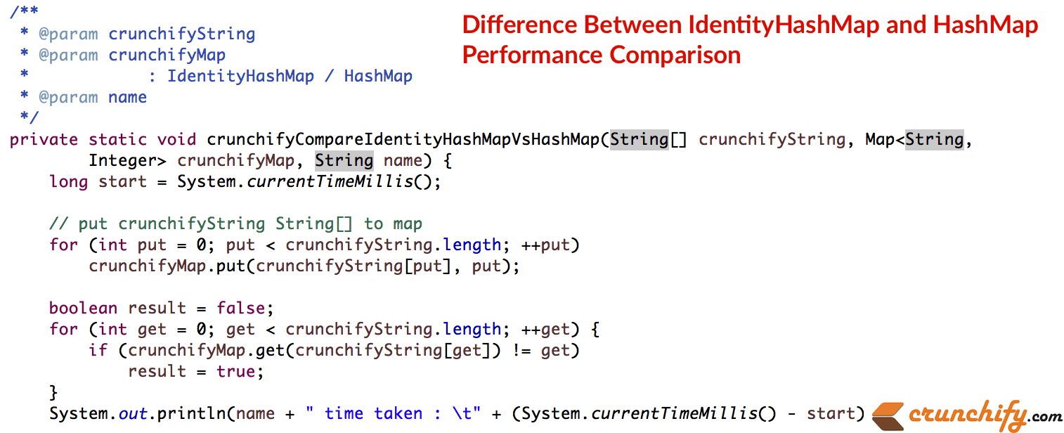 difference-between-identityhashmap-and-hashmap-performance-comparison