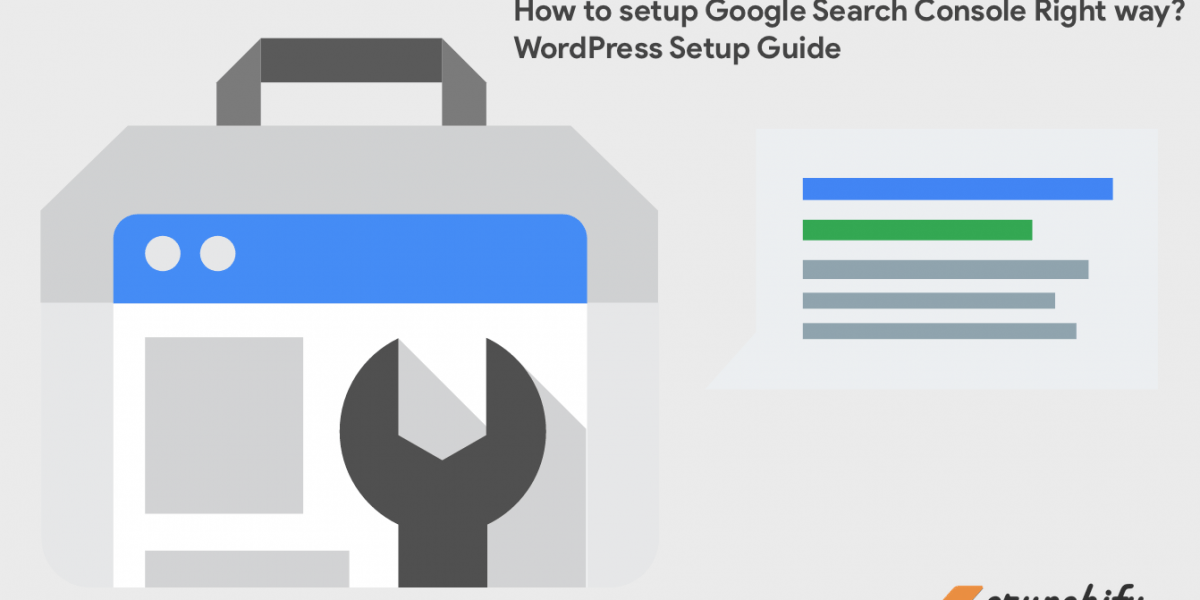 How to Setup Google Search Console (Webmaster Tools) for WordPress Blog for First Time?