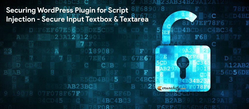 How to Fix WordPress Plugin Security Vulnerability and Prevent Executing Scripts on Site – Guided Tutorial