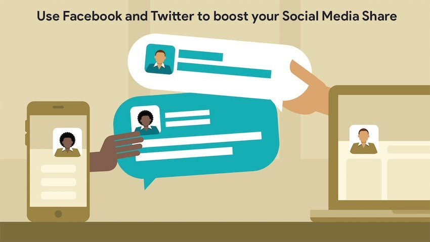 Social Media Tips Mainly for Facebook and Twitter