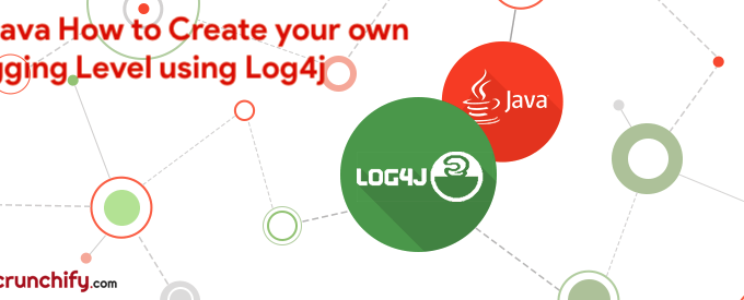 In Java How to Create your own Logging Level using Log4j 2