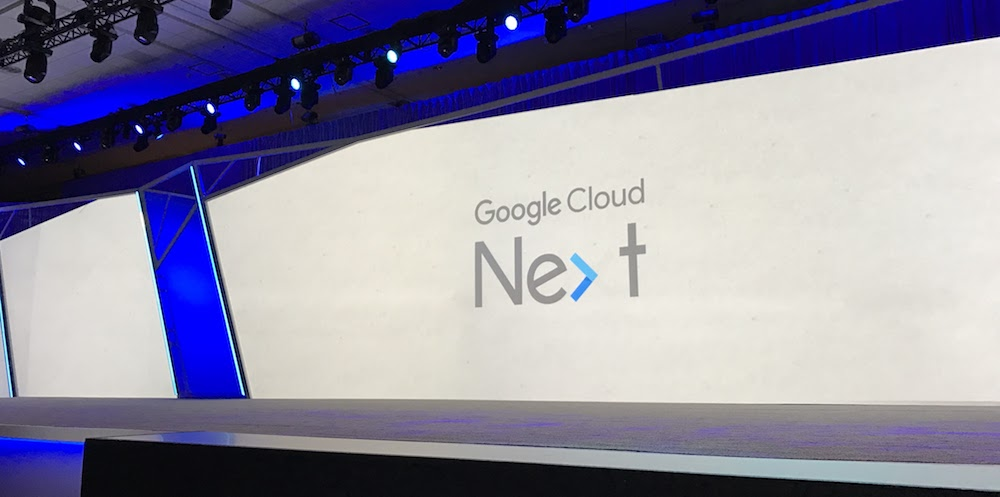 Google Cloud Next - 2017 San Francisco