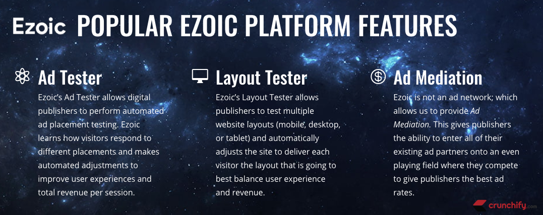 Ezoic - Increase Revenue and personalize experience