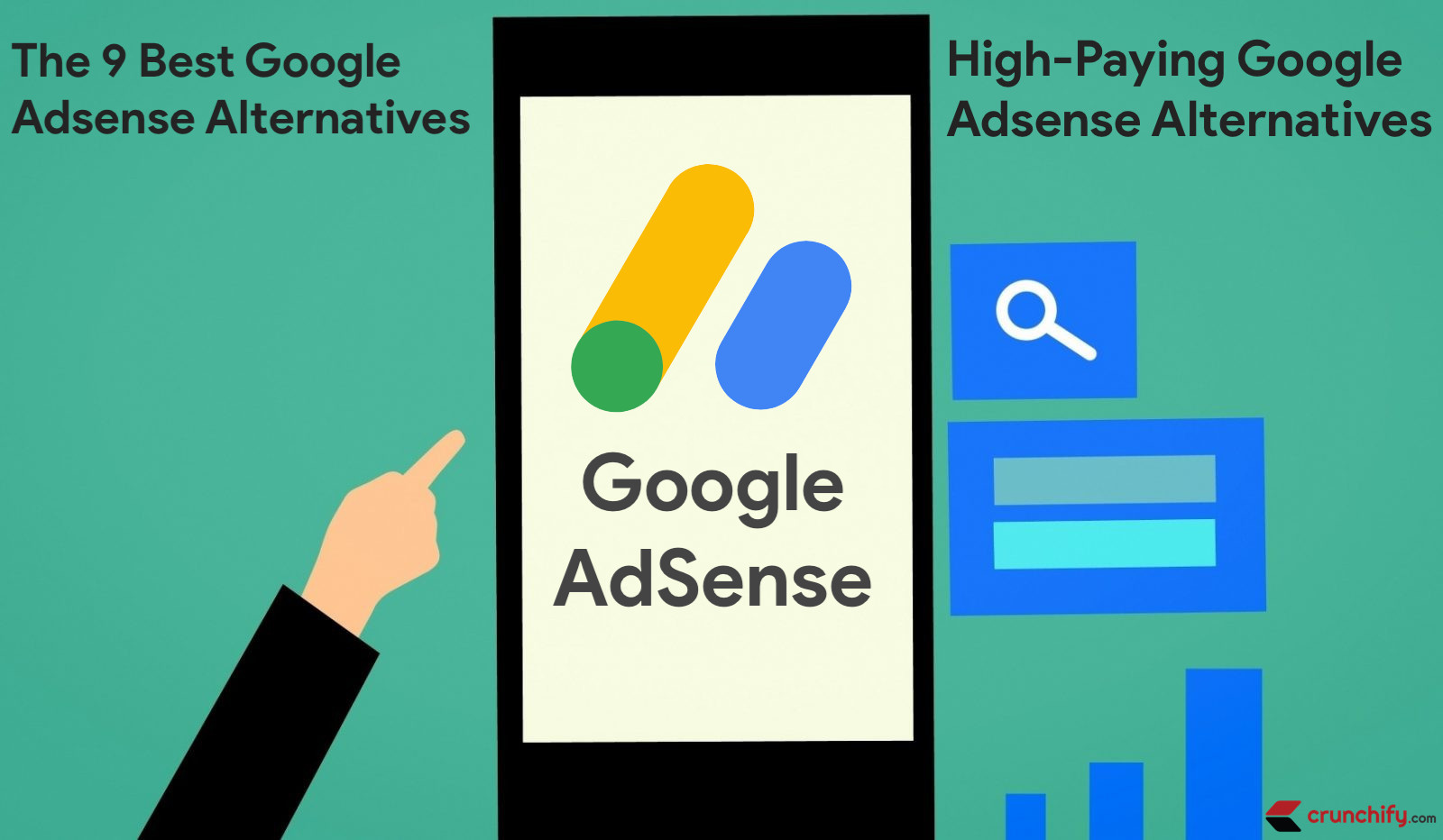 The 9 Best High-Paying Google Adsense Alternatives to Make