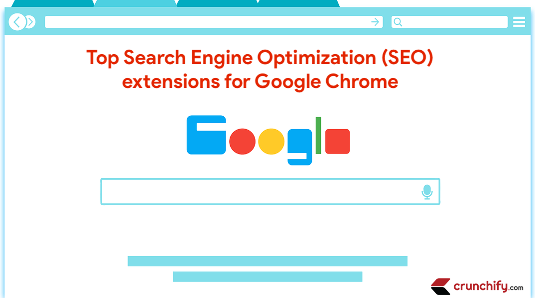 Top Search Engine Optimization (SEO) extension for Google Chrome - Crunchify Tips