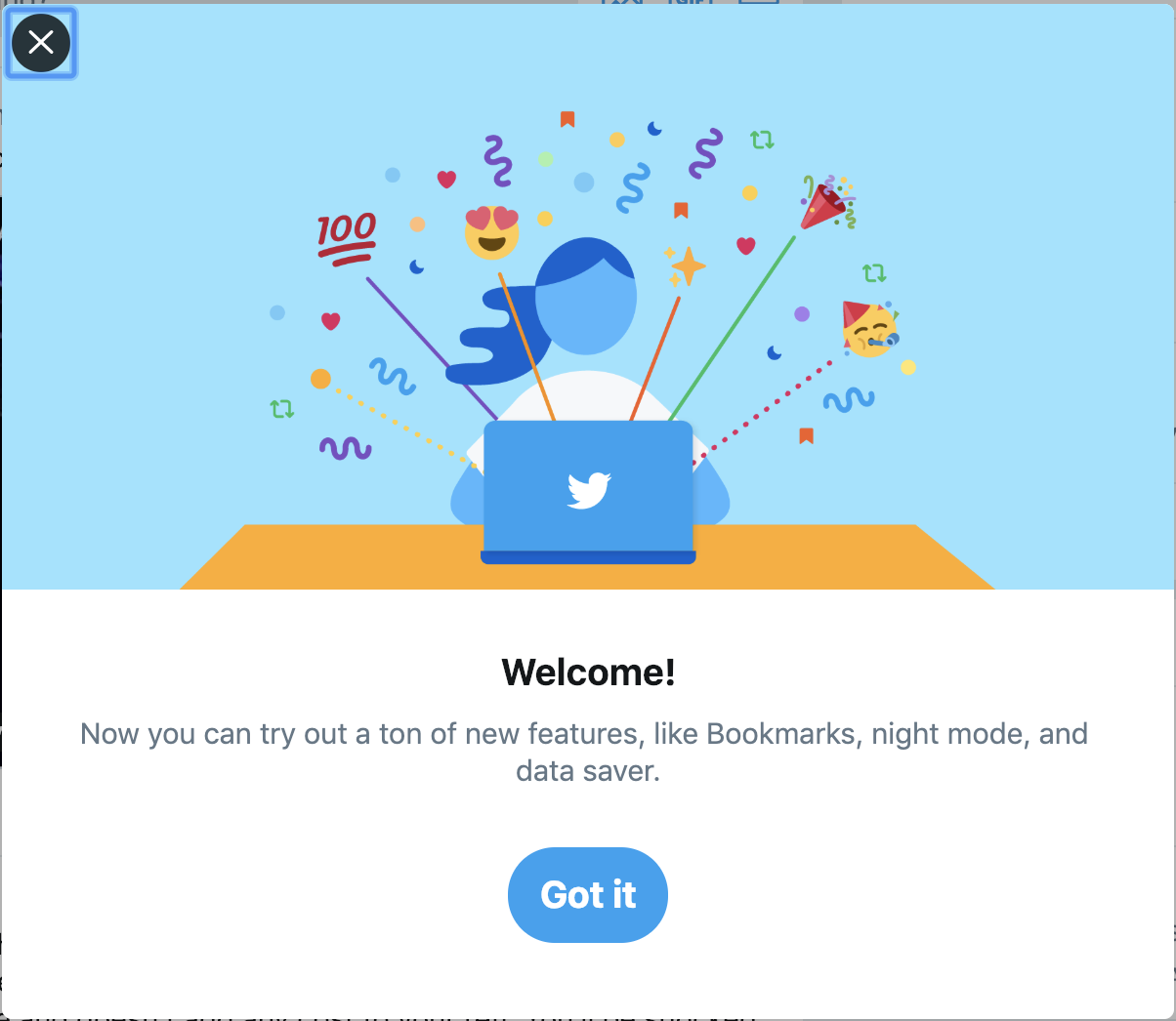 Twitter Rollsout New User Web Interface