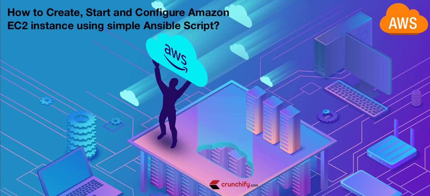 How to Create, Start and Configure Amazon EC2 instance using
