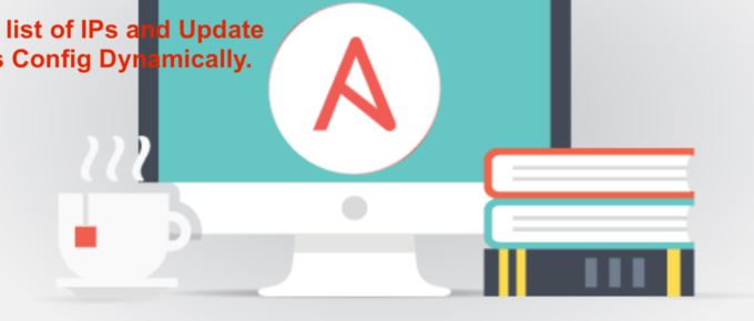 Ansible Get list of IPs and Update Prometheus Config Dynamically