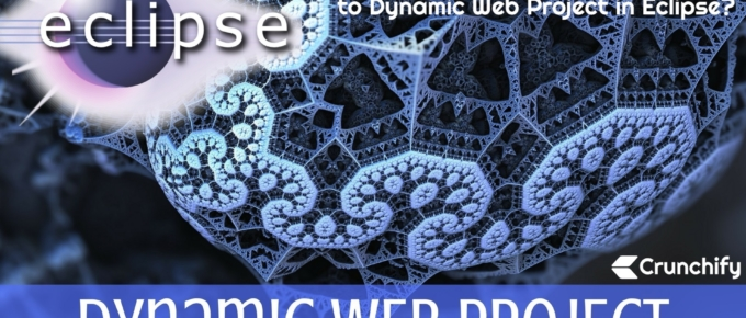 Convert Java Project to Dynamic Web Project