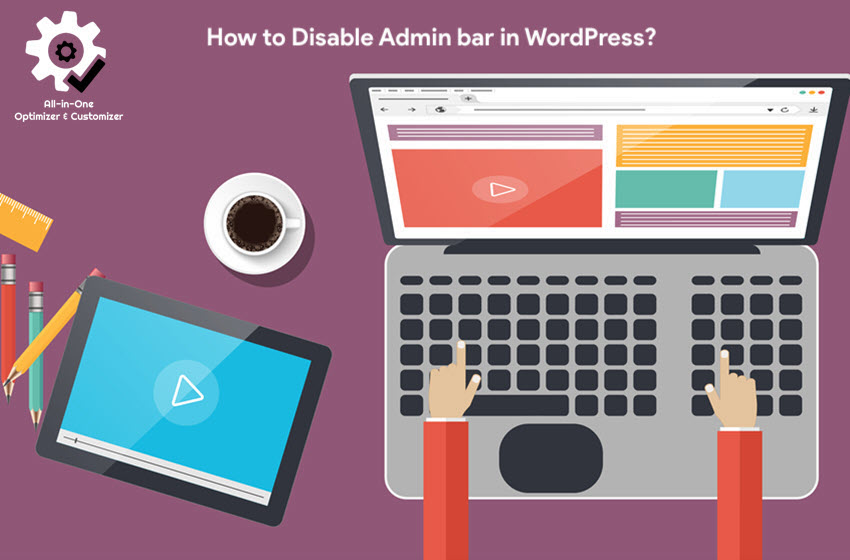 How to Disable Admin bar in WordPress?